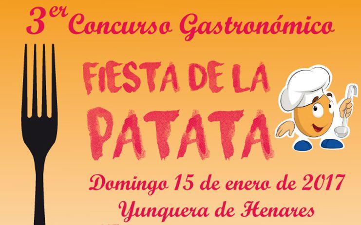 Yunquera de Henares, última los preparativos de su 3º Concurso Gastronomico
