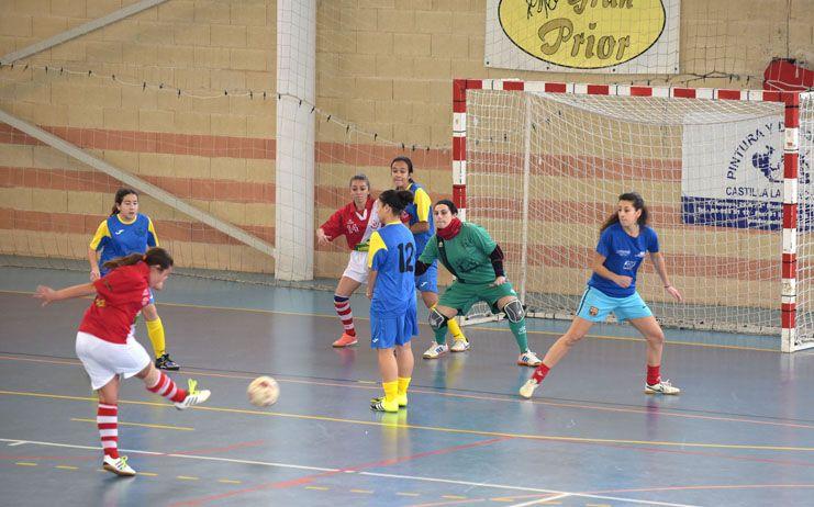 Éxito de participación y solidaridad del III Torneo Benéfico de Futbol Sala de Argamasilla de Alba