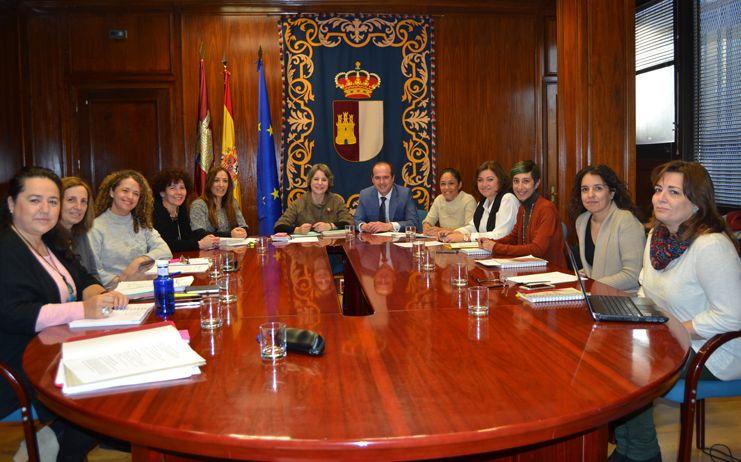 El Instituto de la Mujer celebra su Consejo de Dirección en Guadalajara