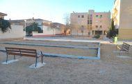 Ya están disponibles las pistas de petanca al aire libre en el Nuevo Tomelloso