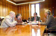 La Diputación de Cuenca mantiene su apoyo a las excavaciones en el yacimiento de la ciudad romana de Valeria