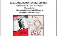 """Este sábado """"Caperucita y el Lobo"""" será la primera de las seis actuaciones de Títeres que acoge el Centro Cultural Aguirre de Cuenca"""