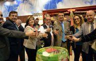 Ayto y El Progreso difunden los recursos turísticos de Villarrubia de los Ojos en FITUR, dando especial protagonismo al Centenario de la Cooperativa