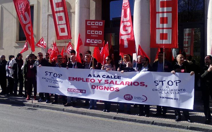 """La Federación de Enseñanza de CCOO CLM """"rechaza absolutamente"""" la propuesta de Acuerdo de Itinerancias presentada por la consejería de Educación"""