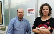 La asamblea congresual de CCOO-Servicios de Albacete elige a Santiago Zafrilla nuevo responsable provincial