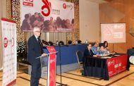 Alberto Reina asiste al Congreso Constituyente de la Federación de Servicios, Movilidad y Consumo de UGT