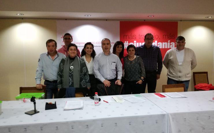 Santiago Zafrilla Pina toma el relevo de Carmen Juste al frente de la FSC-CCOO de Albacete