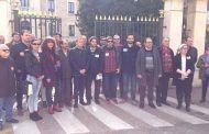 CCOO se concentra en Cuenca para reclamar la adhesión de la Diputación al Plan de Empleo y urge a la Institución a reunirse con los sindicatos