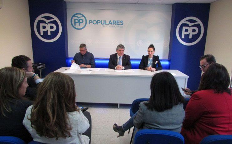 Un total de 238 compromisarios representarán a la provincia de Ciudad Real en el Congreso Regional del próximo 18 de marzo