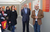 Ramos asiste a la inauguración de la exposición