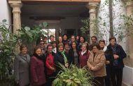 """Charo Navas elogia el papel de las asociaciones de mujeres como """"motores de cambio y avance económico y social de nuestros pueblos"""""""