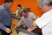 Castilla-La Mancha participa en la iniciativa europea sobre la prevención de la fragilidad a través del SESCAM