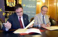 Fundación Globalcaja Cuenca renueva su colaboración con tres de los circuitos deportivos de la Diputación Provincial