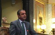 Martín-Toledano representará a España en la reunión de la Comisión de Libertades Civiles del Parlamento Europeo