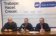 Javier López pone en evidencia las mentiras del PSOE sobre el salario de los concejales liberados