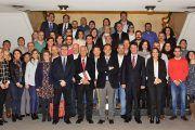 50 alcaldes y concejales, formados en liderazgo y negociación con la Fundación Caja Rural Castilla-La Mancha y FEMP-CLM