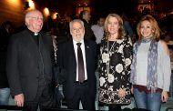 Llanos Navarro y Rosa González de la Aleja asisten a la Gala Benéfica organizada por la Casa de Andalucía en Albacete