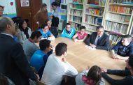 Mariscal apoya el programa pedagógico