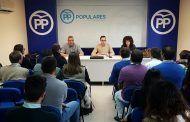 Nuevas Generaciones aprueba el reparto de compromisarios de cara al Congreso Regional del Partido Popular