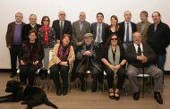 El escritor alcarreño Miguel Ángel Mala, ganador del segundo premio de Novela dentro de los Premios Tiflos de Literatura de la ONCE
