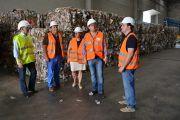 La Diputación gestiona los residuos urbanos de más de 650.000 ciudadanos y casi la totalidad de municipios toledanos