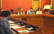La Corporación en pleno, de acuerdo en una moción conjunta sobre necesidades educativas de Tomelloso