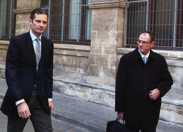 El Supremo condena a Urdangarin a cinco años y 10 meses de cárcel tras rebajarle cinco meses la pena