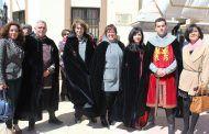 """La Junta ensalza el valor de """"nuestras tradiciones"""" en la celebración de las Jornadas Medievales de Montiel"""