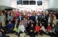 Numerosos militantes socialistas de toda la provincia de Toledo constituyen el grupo de apoyo a Susana Díaz