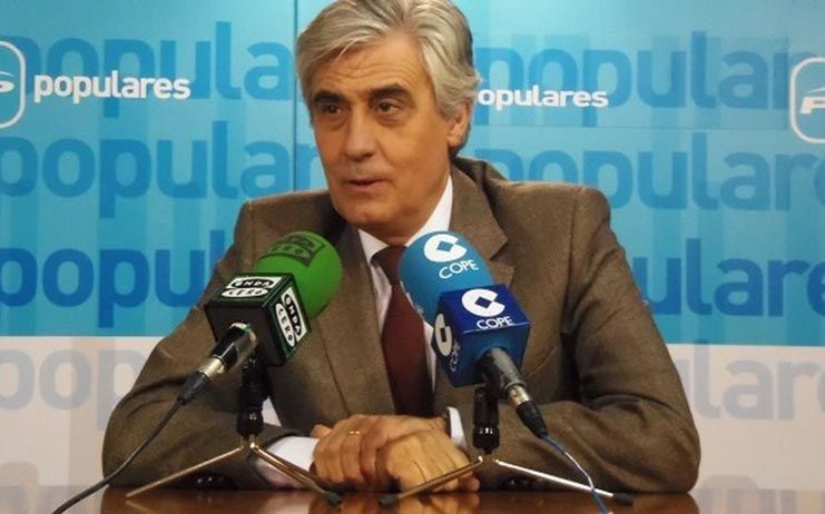 Tomás Burgos ve al PP como un partido