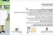 La charla coloquio del doctor Máximo García Padrós inaugura las actividades con motivo del Centenario de la Plaza de Toros de Albacete