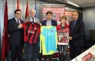 El Ayuntamiento de Albacete colabora con el campus de fútbol que el AC Milan realizará para niños de entre 6 y 17 años en la ciudad