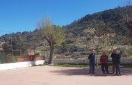 El presidente de la Diputación de Guadalajara visita Alhóndiga para interesarse por las necesidades y demandas