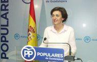 """Ana González: """"Mientras el Gobierno de España trabaja para aprobar los presupuestos, Page, en la región, se esconde y quiere otro pacto con Podemos"""""""