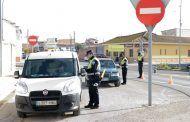 Más de seiscientos vehículos controlados en la pasada campaña especial de control del cinturón de seguridad y SRI