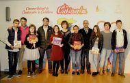 Mª Ángeles Martínez asiste a la presentación de la publicación de cuentos infantiles y juveniles 'Los Cuchicuentos' editada por el Museo Municipal de la Cuchillería