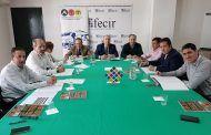 La Asociación de Empresarios de Transporte de Mercancías (ATM) analiza la situación del  sector, en la provincia de Ciudad Real