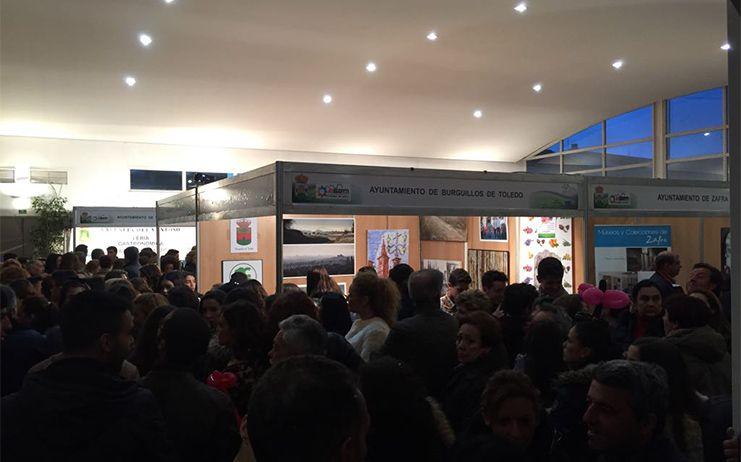 Burguillos de Toledo estuvo presente en la II Feria del Esparrago de Burguillos del Cerro (Badajoz).