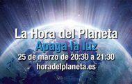Ayto Toledo se adhiere a la campaña la 'Hora del Planeta'