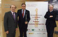 Cuenca recibe el 'Premio Ciudad Inteligente' por su promoción digital del XX Aniversario
