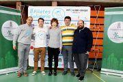 Francisco Navarro agradece a los más de 500 albaceteños y más de 100 empresas que han participado en el II Pilates Solidario a favor de Afanion