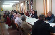 Verónica Renales se reúne con las asociaciones de cara a la elaboración del reglamento de  uso  de los centros sociales municipales