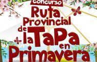 Del 24 al 26 de marzo en Guadalajara, se podrá disfrutar de la Ruta de la Tapa