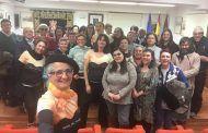 Cerca de 30 personas asisten en Sacedón a la jornada sobre el viaje a La Alcarria