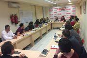 CCOO refuerza la formación en salud laboral de su activo sindical ante la elevada y creciente siniestralidad laboral