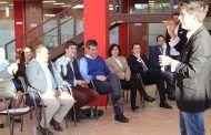 Espectacular clausura de la II Edición del Coworking del Ayto de Guadalajara y la EOI en el CEEI