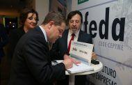 Page reconoce el papel de empresarios y sindicatos en el proceso de recuperación social y económica de Castilla-La Mancha
