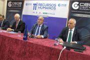 """Caja Rural CLM colabora en el """"XI Foro Recursos Humanos"""" promovido por CEOE-CEPYME Guadalajara"""