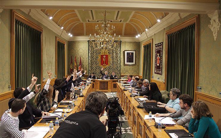 El Pleno da el visto bueno a la aprobación inicial de los Presupuestos 2017 en Cuenca
