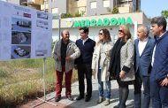 Javier Cuenca anuncia que las obras del nuevo centro socio-cultural de los barrios 'Universidad' y 'Medicina' finalizarán previsiblemente en 2018